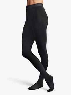 Kids Contoursoft Footed Ballet Tights