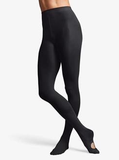 Ladies Contoursoft Adaptatoe Ballet Tights