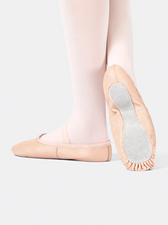 Economy Child Full Sole Ballet Slipper