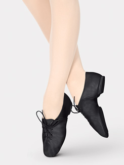 Adult Lace Up Jazz Shoe