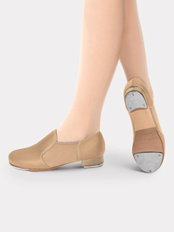 Child Economy Slip-On Tap Shoe