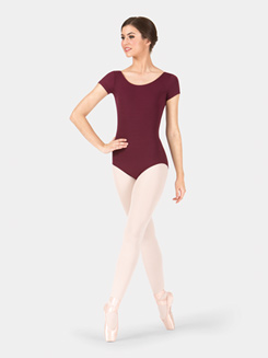 Adult Economy Short Sleeve Leotard
