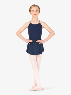Girls Mesh Pull-On Ballet Skirt