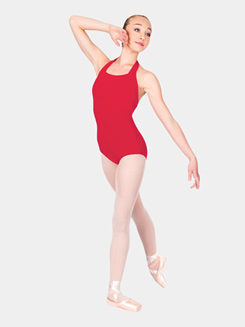 Adult Halter Dance Leotard