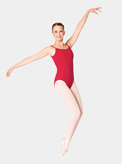 Adult Camisole Twist Back Leotard