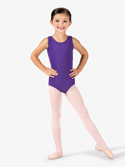 Adult Scoop Neck Tank Leotard
