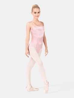 Satin Basic Adult Camisole Leotard