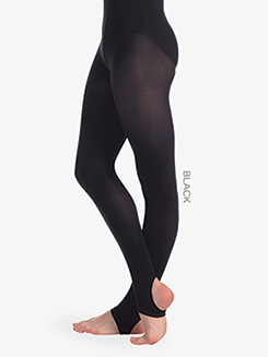 Womens Stirrup Dance Tights