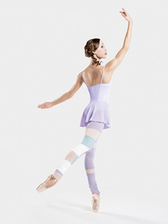 Adult Skinny Idra Full Length Multi Color Legwarmers