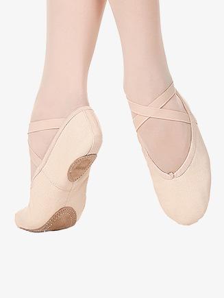 "Womens ""Model 4 Opus"" Split Sole Ballet Shoes - Style No 03004CN"