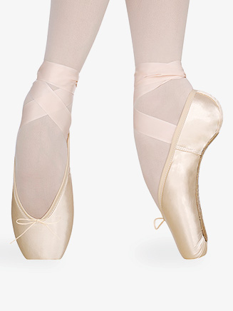 "Womens ""Elite"" Pointe Shoes - Style No 0503N"