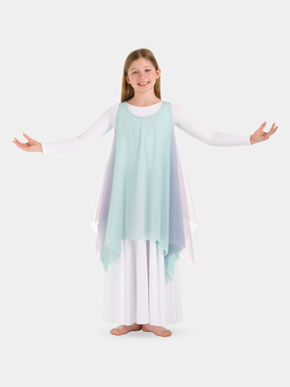 Girls Worship Reversible Tank Pullover - Style No 0507