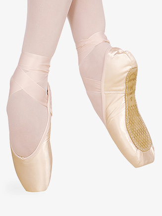 """Womens """"Pro 3007"""" Satin Pointe Shoes - Style No 05091N"""