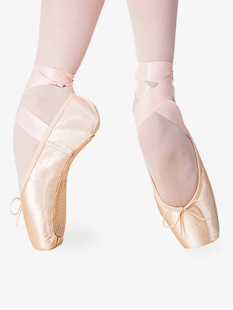 "Womens ""Triumph"" Pointe Shoes - Style No 0519N"
