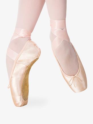 """Womens """"Nova"""" U-Vamp Pointe Shoes - Style No 0524N"""