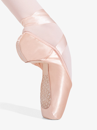 "Womens ""Cambre"" Tapered Toe #4 Shank Pointe Shoes - Style No 1129W"