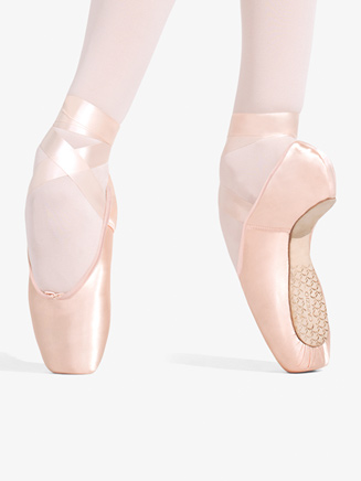 """Womens """"Developpe"""" #3 Shank Pointe Shoes - Style No 1136W"""