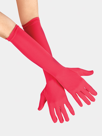 Adult Long Stretch Gloves - Style No 15911