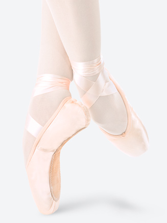 "Russian Made Adult ""2007"" Pointe Shoe - Style No 2007"