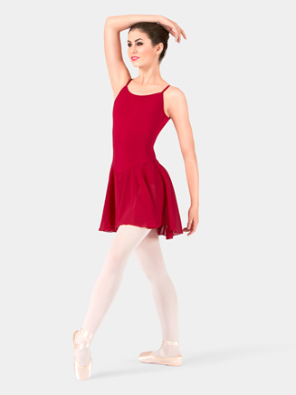 Adult Scoop Front Dress - Style No 201L2