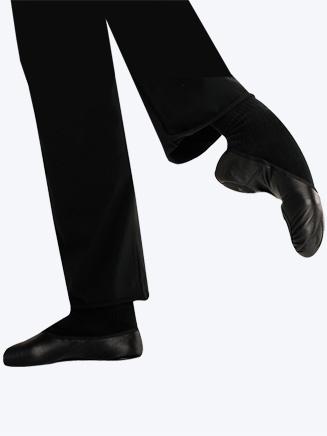 """Romeo"" Mens Split-Sole Leather Ballet Slipper - Style No 2020"