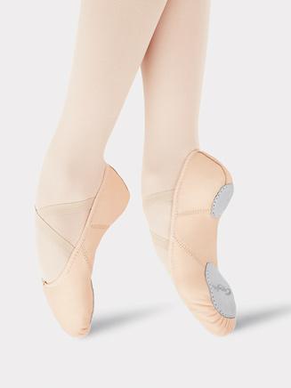 Girls Juliet Ballet Shoes - Style No 2027C