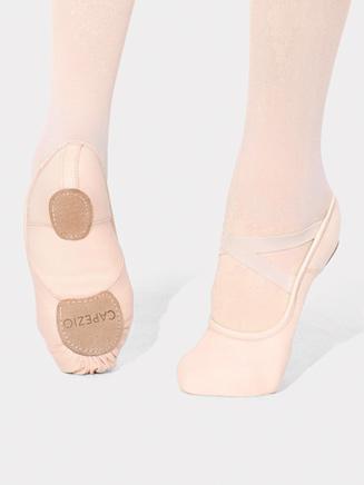Child Hanami Split Sole Canvas Ballet Slipper - Style No 2037C