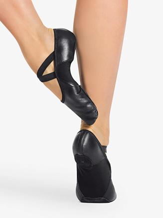 """Womens """"Hanami"""" Split Sole Ballet Shoes - Style No 2038W"""