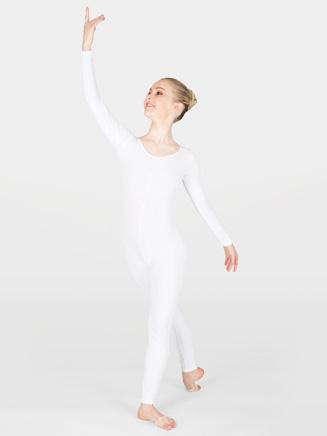Adult Long Sleeve Unitard - Style No 217