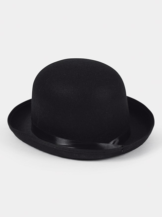 Permasilk Bowler Hats 1 Dozen - Style No 23229