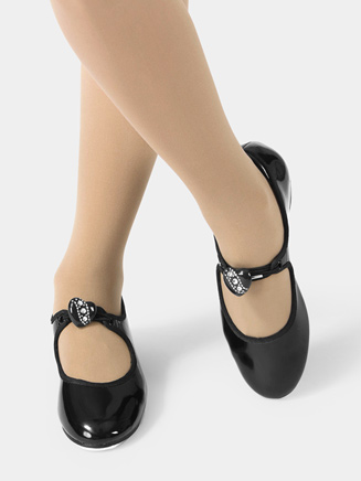 Heart Tap Ties - Style No 3009