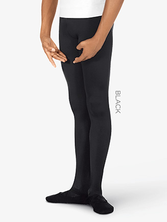 Mens Footed Microfiber Dance Tight - Style No 34943