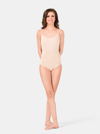 """Adult """"Shaparee"""" Move Free Camisole Padded Body Liner - Style No 356"""