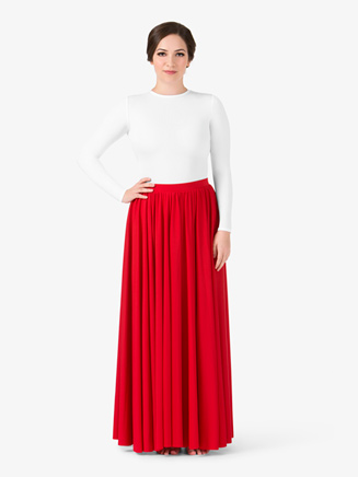 Adult Full Worship Circle Skirt - Style No 502