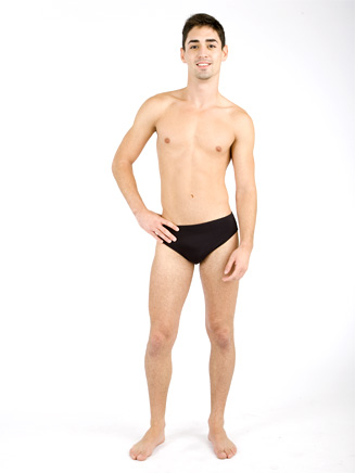 Mens Full Seat Dance Brief - Style No 5935