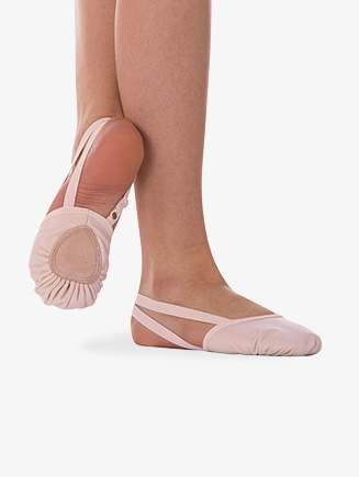 Womens Leather Lyrical Shoes by Angelo Luzio - Style No 621A