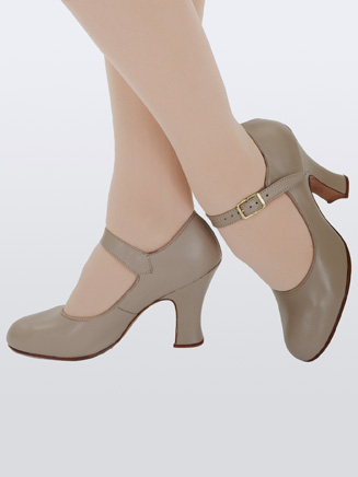 """Manhattan"" Adult 2.5"" Heel Character Shoe - Style No 653"