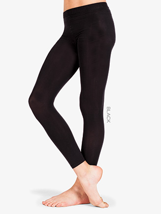 Adult Ultrasoft Footless Tight - Style No 711
