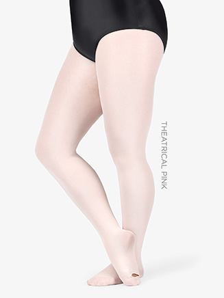 Plus Size Adult totalSTRETCH Convertible Tight - Style No A31X