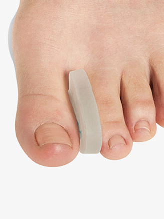 4-Pack Jumbo Toe Spacers - Style No A916