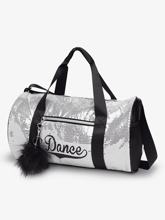 Sequined Duffel Bag - Style No B452