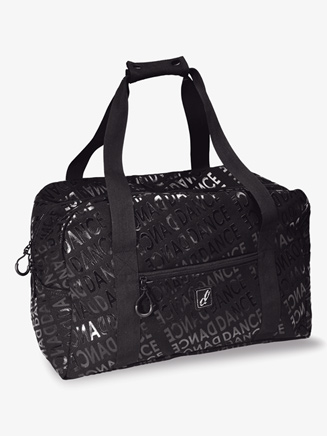"""The Weekender"" Dance Logo Duffle Bag - Style No B465"