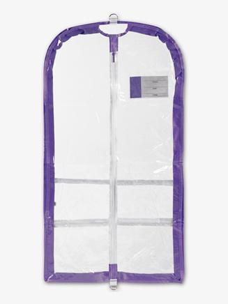 Clear Dance Garment Bag - Style No B596LAV