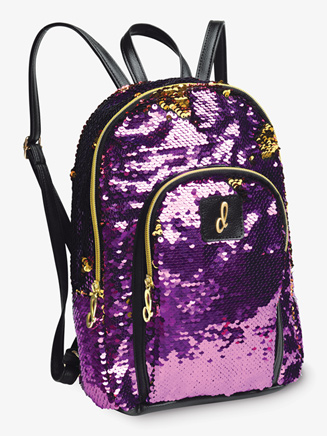 Flip Sequin Dance Backpack - Style No B838