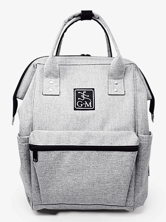 Water-Resistant Studio Dance Backpack - Style No BGS106