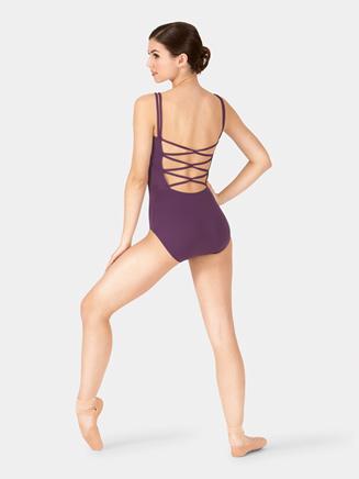 Womens Compression Camisole Leotard - Style No BT5173
