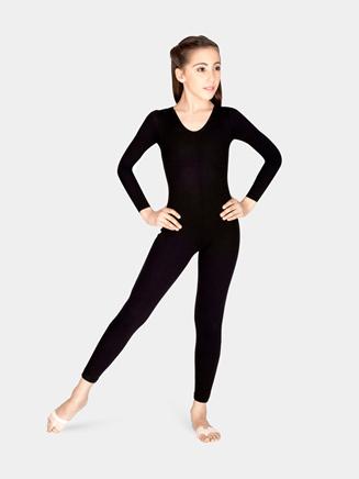 Girls Long Sleeve Unitard - Style No BW117x