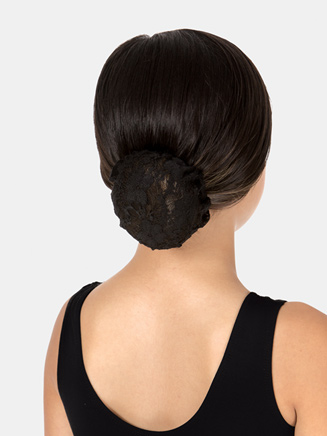 Lace Bun Cover - Style No C28487