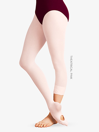 Girls Convertible TotalSTRETCH Dance Tight - Style No C31