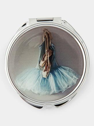 Tutu Compact Mirror - Style No CCM14BT